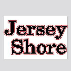 Jersey Shore Red Postcards (Package of 8)