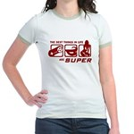 Best Things In Life Jr. Ringer T-Shirt