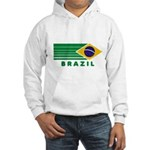 Brazil Vintage Hooded Sweatshirt