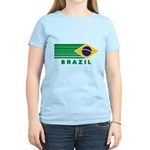Brazil Vintage Women's Light T-Shirt