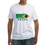 Brazil Vintage Fitted T-Shirt