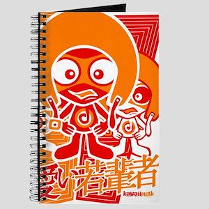 Daredevil Mascot Stencil Journal
