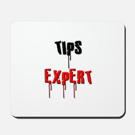 Tips Expert Mousepad