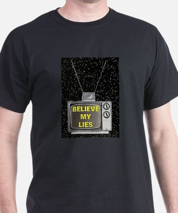 Unique Lie mind T-Shirt