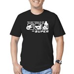 Best Things In Life Men's Fitted T-Shirt (dark)