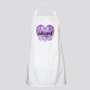 Edward Lion Ribbon Crest Heart Apron