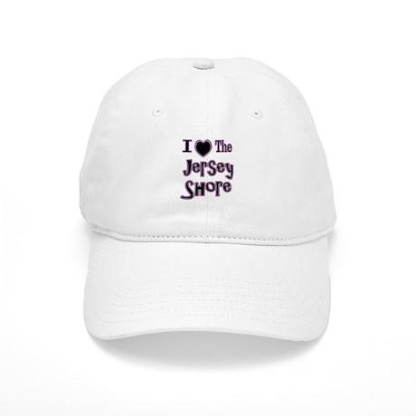 I love the jersey shore Cap
