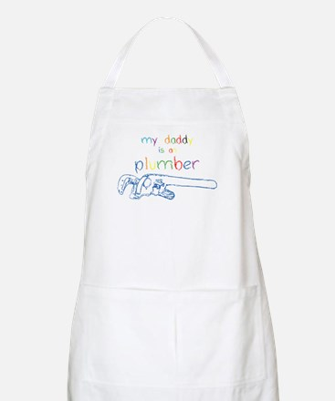 My Daddy-Plumber Apron