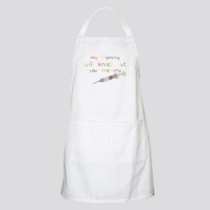Knockout Mommy Apron