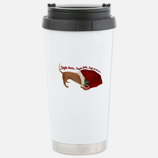 Toy Bag Stainless Steel Travel Mug
