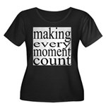 #7005. making every moment count Women's Plus Size