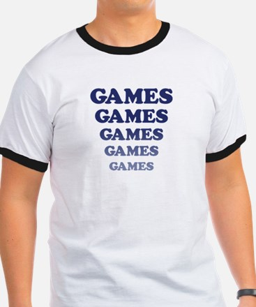 adventureland shirt, games games t-shirt