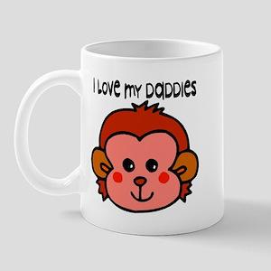 #6 I Love My Daddies Mug
