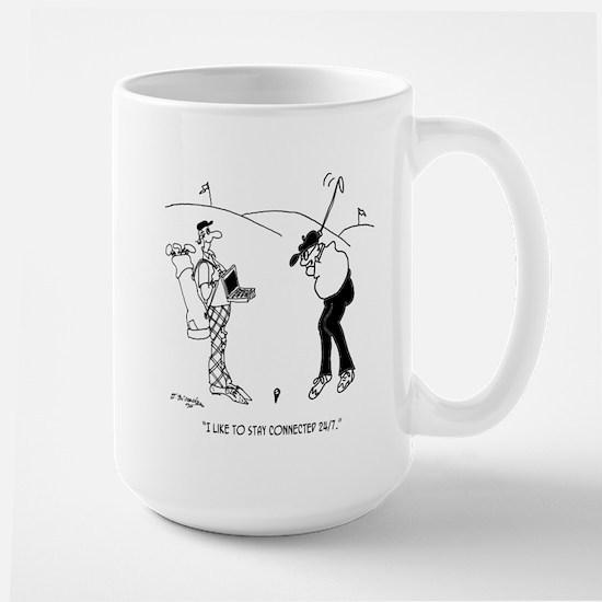 Golf Cartoon 8335 Mug