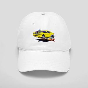 Challenger Yellow Car Cap
