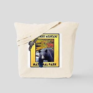 Great Smoky Mountains Nationa Tote Bag