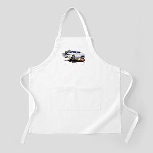 Challenger White Car Apron