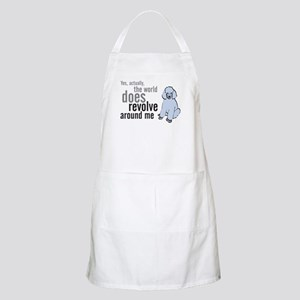 Center of the universe Apron
