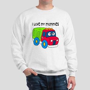 #10 I Love My Mommies Sweatshirt