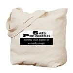 Street Photographers Tote Bag