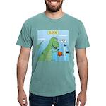 T-Rex Basketball Mens Comfort Colors® Shirt