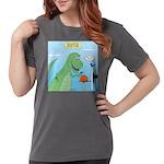 T-Rex Basketball Womens Comfort Colors® Shirt