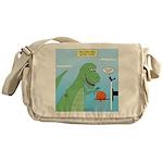 T-Rex Basketball Messenger Bag