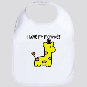 #5 I Love My Mommies Bib