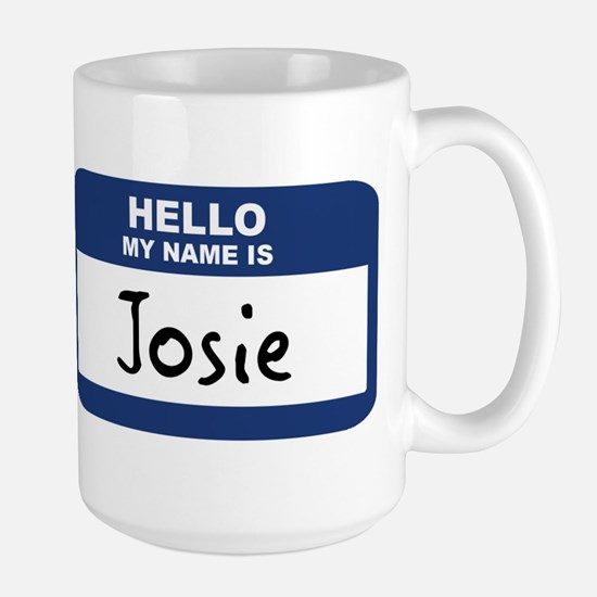 Hello: Josie Mugs