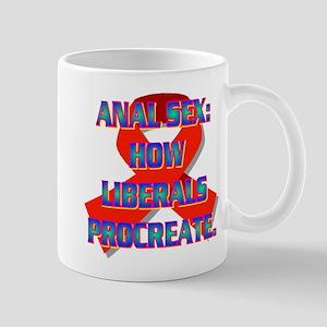 ANAL SEX: HOW LIBERALS PROCREATE. Mug
