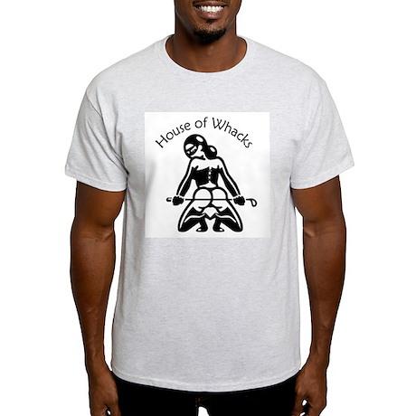 House of Whacks Ash Grey T-Shirt