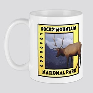 Rocky Mountain National Park Mug
