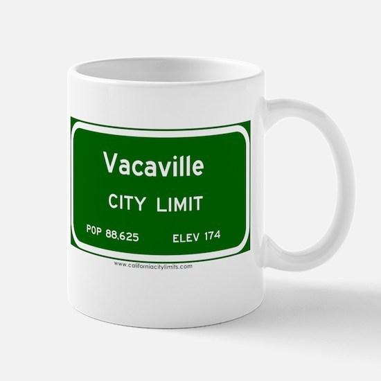 Vacaville Mug