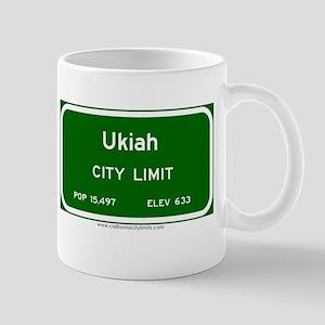 Ukiah Mug