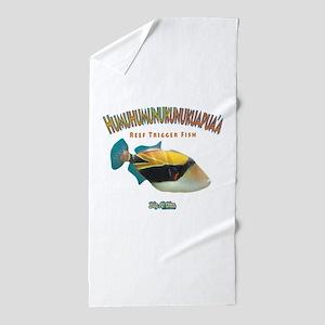 Humu Beach Towel