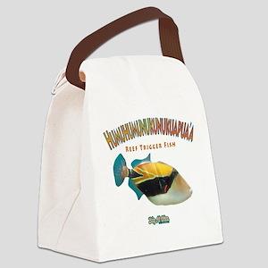 Humu Canvas Lunch Bag