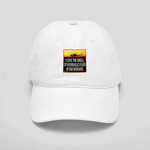 SMELL OF HYDRAULIC FLUID Cap