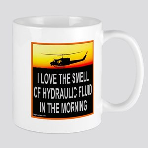 SMELL OF HYDRAULIC FLUID Mug