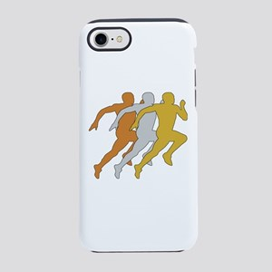 Track Runners iPhone 7 Tough Case