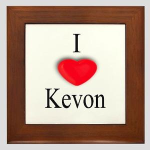 Kevon Framed Tile
