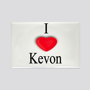 Kevon Rectangle Magnet