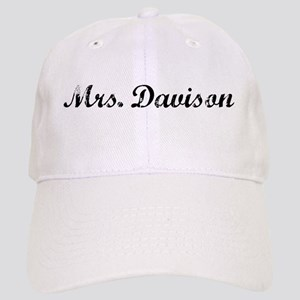 Mrs. Davison Cap