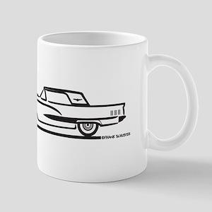 1960 Ford Thunderbird Hardtop Mug