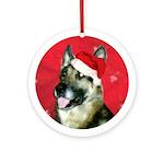 CanineCancerAwareness Ornament (Round)