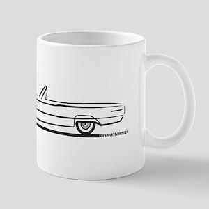 1965 Ford Thunderbird Convertible Mug