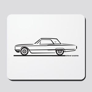 1964 Ford Thunderbird Hardtop Mousepad