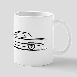1964 Ford Thunderbird Hardtop Mug