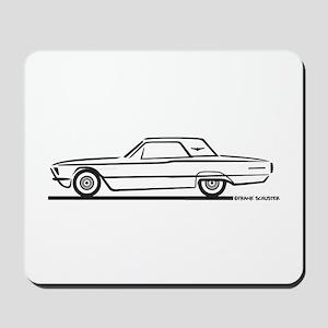 1966 Ford Thunderbird Hardtop Mousepad