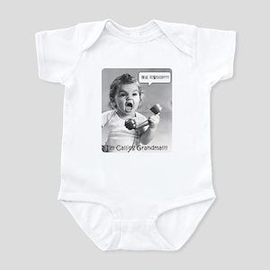 I'm calling Grandma! Infant Bodysuit