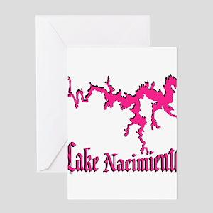 NACI (822 PINK) *NO BLACK BAC Greeting Card